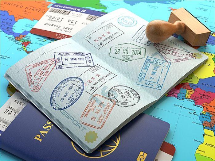 Đảm bảo hộ chiếu còn thời hạn cho đến khi kết thúc khóa học