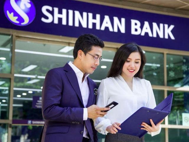 Số điện thoại Ngân hàng Shinhan Bank