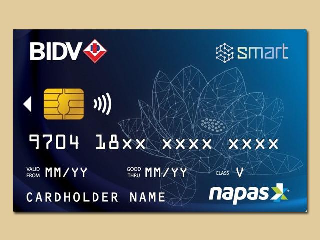 Số tài khoản BIDV có mấy số